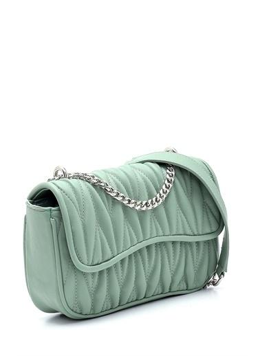 Derimod Kadın Çanta (H7731) Klasik Yeşil